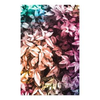 Papelería Para el amor del donante - floral multi