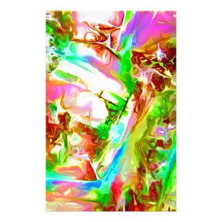 Papelería Piedras preciosas en colores pastel