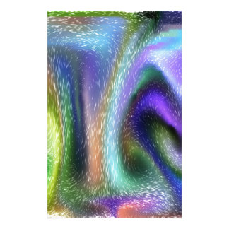 Papelería Púrpura psicodélica