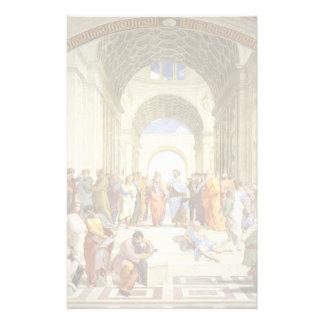Papelería Raphael - La escuela de Atenas 1511