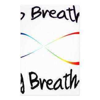 Papelería respiración infinita