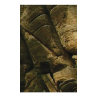 Papelería rocas grises del estruendo