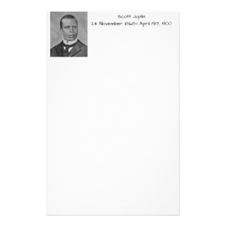 Papelería Scott Joplin