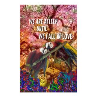 Papelería Si usted nunca cayó en amor entonces….
