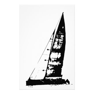 Papelería Silueta del velero