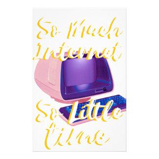Papelería Tanto Internet tan poca hora