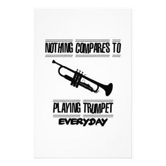 Papelería Tender diseños de la trompeta