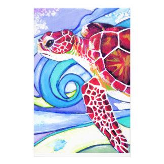 Papelería Tortuga de Surfin