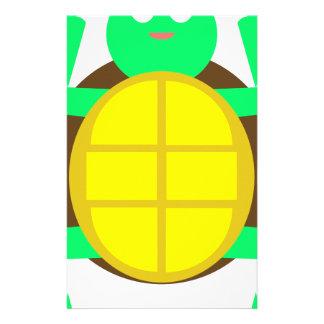 Papelería Tortuga estupenda