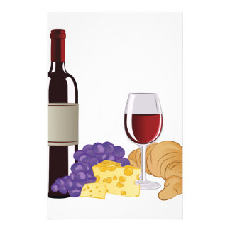 Papelería Vino y queso