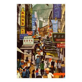 Papelería Vintage Hong Kong