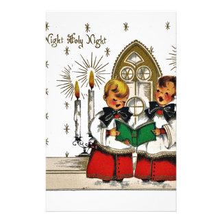 Papelería vintage-santa-christmas-post-cards-0029