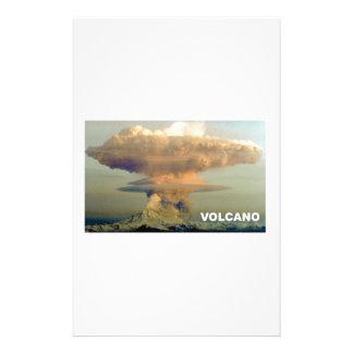 Papelería Volcán distante