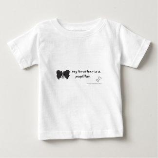 papillon - más cría camiseta