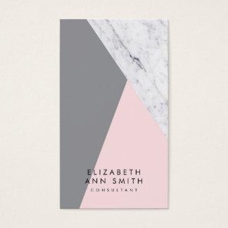 Paquete abstracto de mármol elegante de la tarjeta
