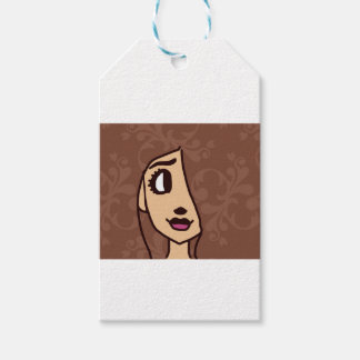Paquete de la etiqueta del regalo etiquetas para regalos