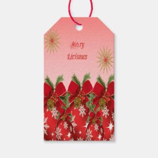 Paquete de las etiquetas del regalo de las Felices Etiquetas Para Regalos