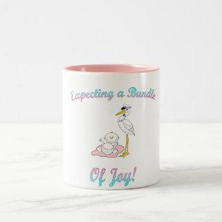 Paquete de taza de la alegría