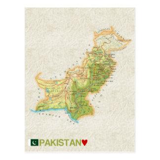 ♥ Paquistán de las POSTALES del MAPA