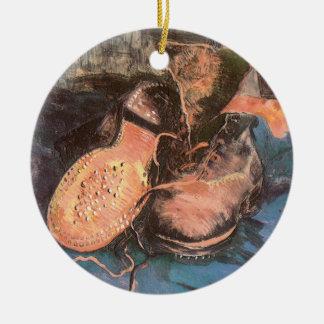 Par de zapatos, de Vincent van Gogh todavía del vi Ornamento Para Reyes Magos