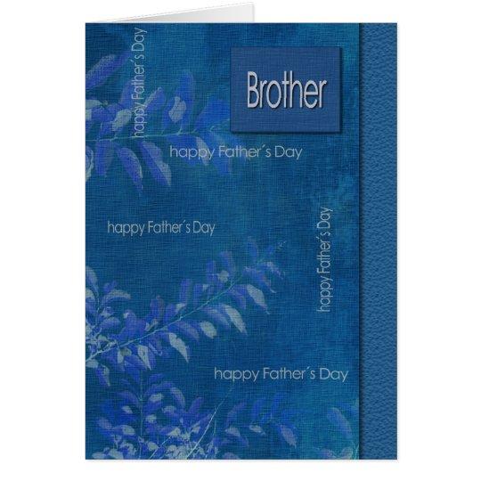 Para Brother en las tarjetas del personalizable