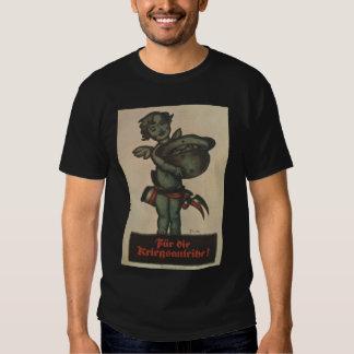 """""""Para camiseta del préstamo de la guerra"""""""