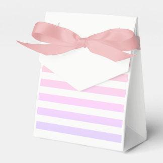 Para el amor - caja de la invitación de la raya de