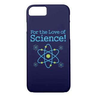Para el amor del caso del iPhone 7 del átomo de la Funda iPhone 7