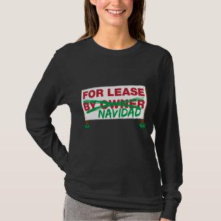 Para el arriendo Navidad - el navidad divertido de Camiseta