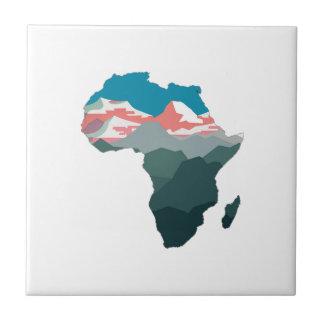 PARA GRAN ÁFRICA AZULEJO