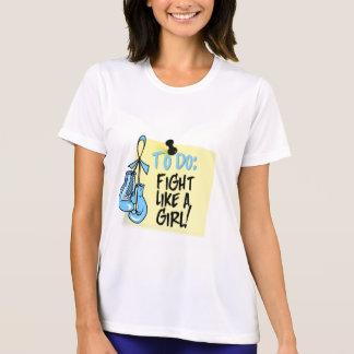 Para hacer la nota - lucha como un chica - camisetas
