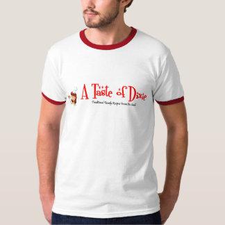 Para hombre un gusto de la camiseta del campanero