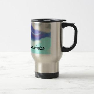 Para ir calentador de la taza de café que invierno