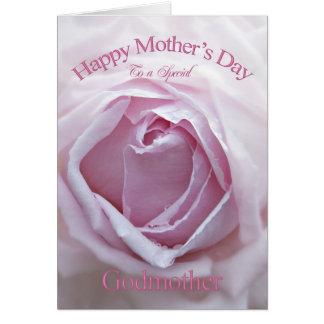 para la madrina una tarjeta del día de madre con