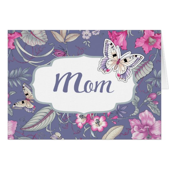 Para la mamá en las tarjetas de felicitación del