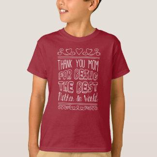 Para la mejor mamá de la camisa del mundo el |