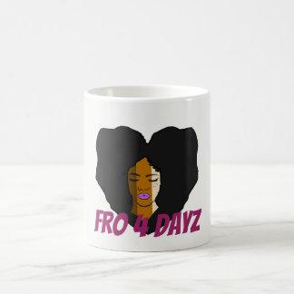 Para la taza unida