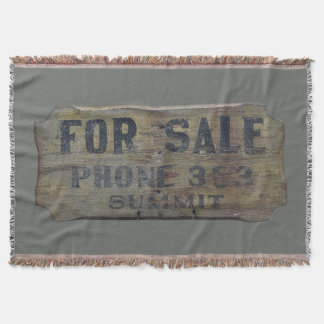 para la venta manta tejida