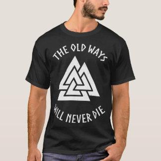 Para las fans de Viking Camiseta
