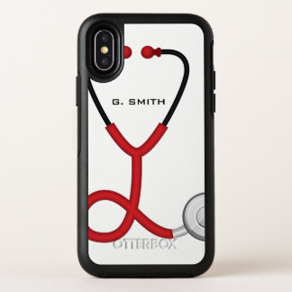 Para los doctores y las enfermeras. Estetoscopio