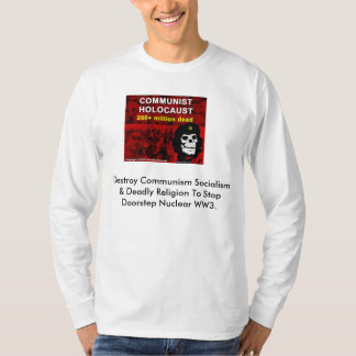 Para los estudiantes y los profesores y quién camiseta