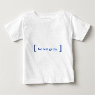 [para los frikis reales] camisetas