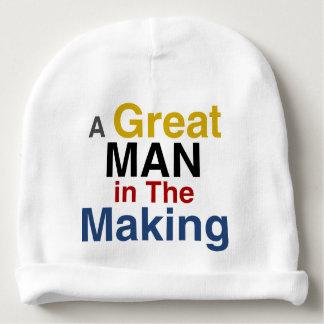 para los muchachos y los niños - gran hombre en la gorrito para bebe