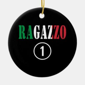 Para los novios italianos Uno de Ragazzo Numero