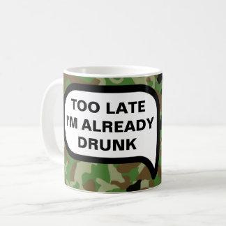 Para los tipos de personalidad disfuncionales taza de café