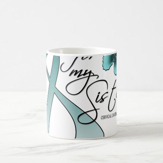 Para mi hermana taza de café