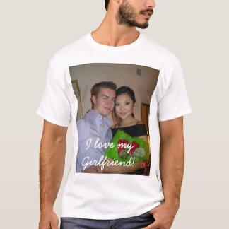Para mi novio camiseta