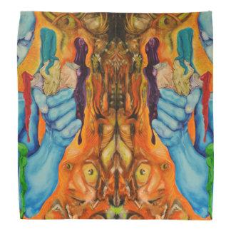 para mí soy el pañuelo 2 del artista