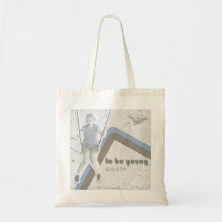 Para ser tote joven bolsas