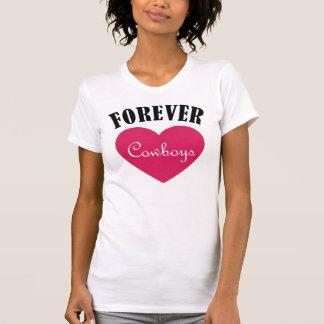 Para siempre camiseta Tumblr de los vaqueros